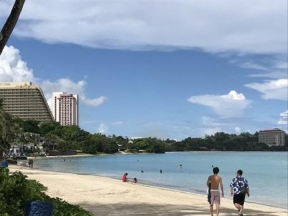 浜辺の様子②.JPG